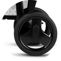 4 резиновые колеса ненадувные